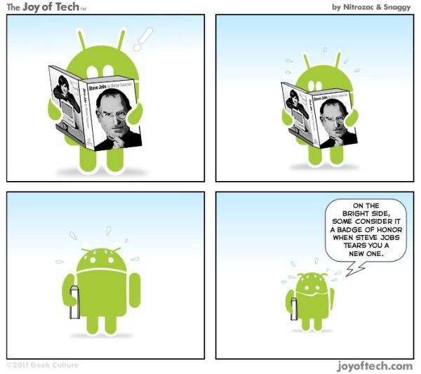 android-reads-steve-jobs