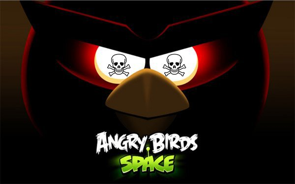 Angry Birds Space Virus