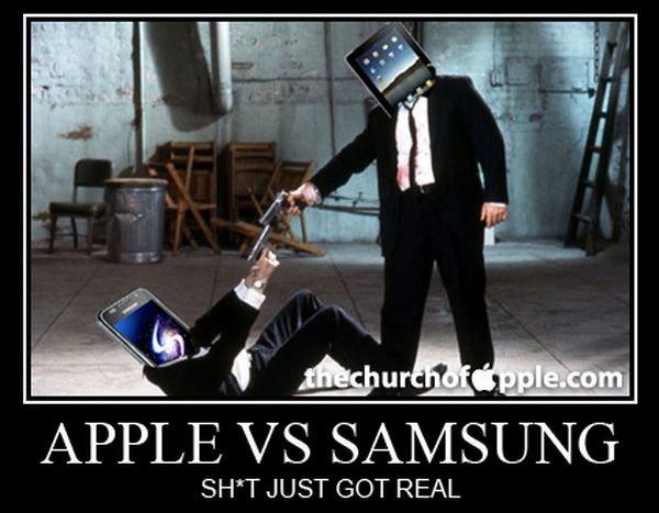 Appe vs Samsung