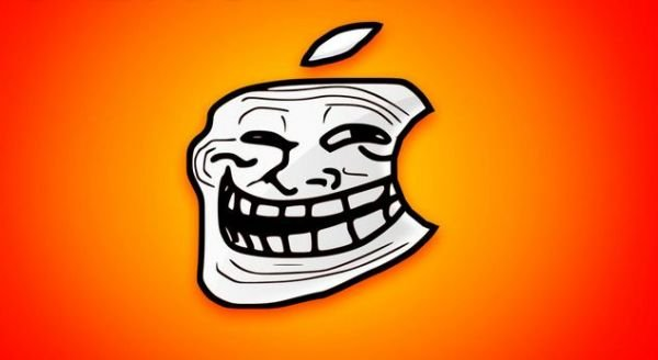 Apple patenttroll