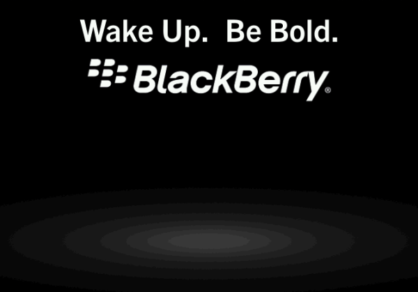 Wake Up Blackberry