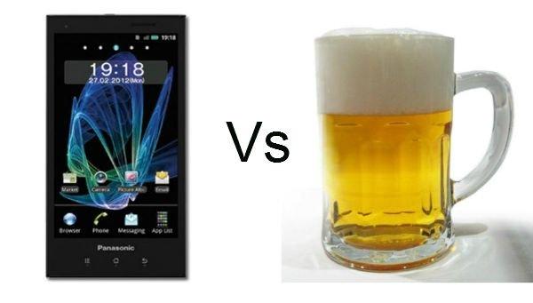 Eluga vs. Bier