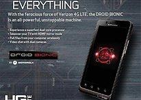 Motorola DROID BIONIC sehr bald in echt!
