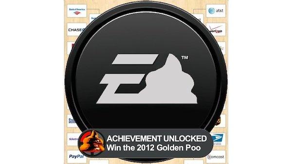 Electronic Arts Worst Company 2012
