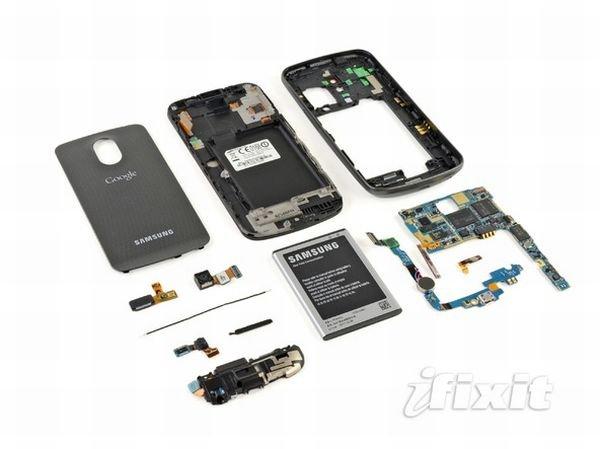 Samsung Galaxy Nexus teardown