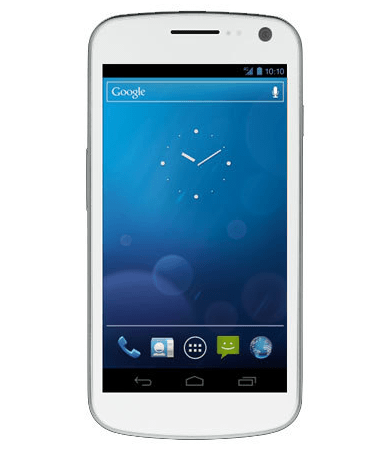 Galaxy Nexus white