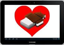 Samsung Galaxy Tab 10.1 sí tendrá actualización a Ice Cream Sandwich