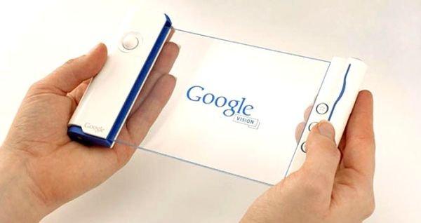 Google Phone Concept
