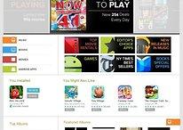 Lanzamiento de Google Play - El Android Market es historia