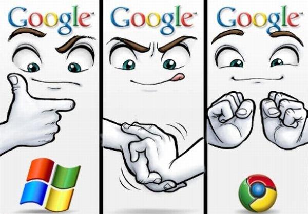Microsoft vs. Google