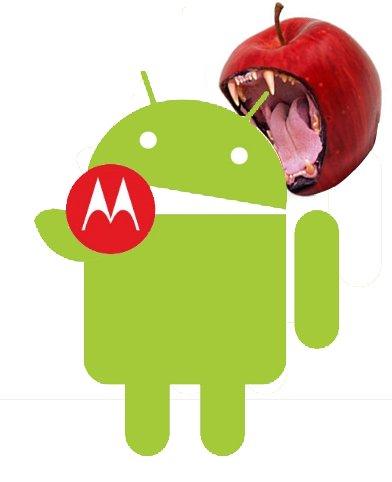Google, Apple, Motorola