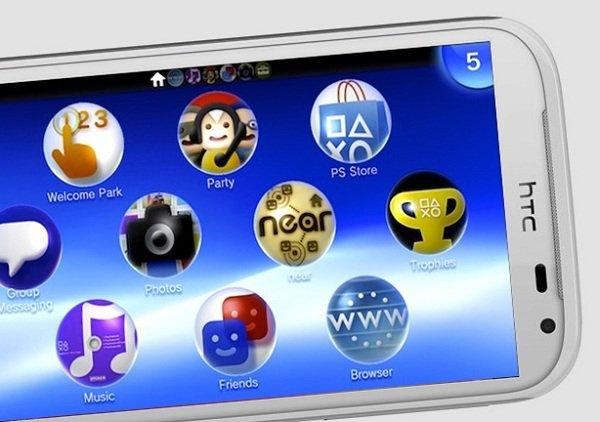 HTC PSP