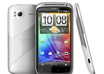 HTC Sensation blanco y con ICS