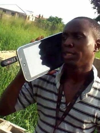 Huge Phone