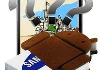 Wo ist Ice Cream Sandwich für mein Samsung Galaxy Note?