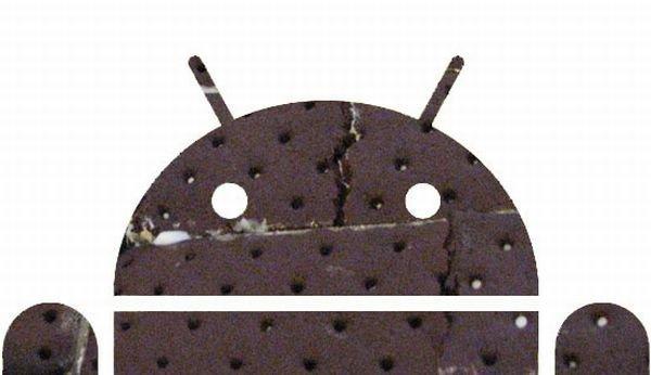 Motorola Sony Ice Cream Sandwich