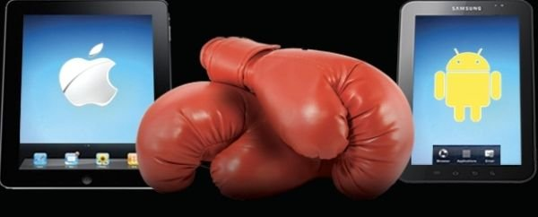 Android Tablets vs. iPad