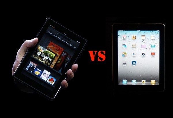 Amazon vs iPad