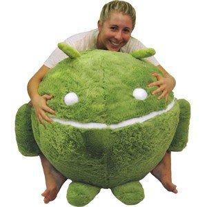 Android Plüsch massive