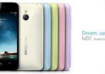 Smartphone Quadcore Meizu MX : enfin officiel