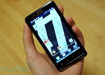 [Video] Motorola DROID Bionic: Morgen in den USA, heute noch ein Hands On und technische Details