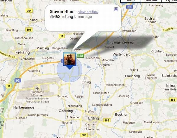 Tracking a lost Xperia Arc1
