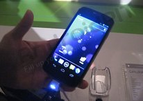 [Video] AndroidPIT's Exclusive Hands-On Video with the Galaxy Nexus