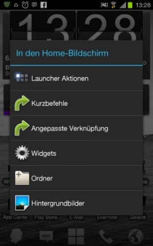 villommen bei Android