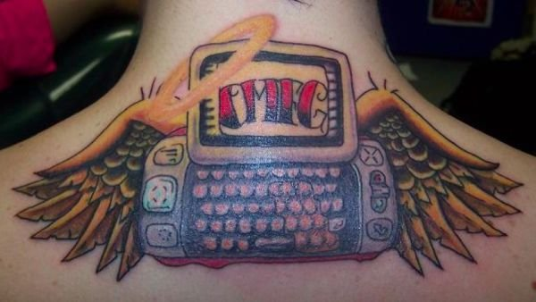 Nokia Haptic Tattoos