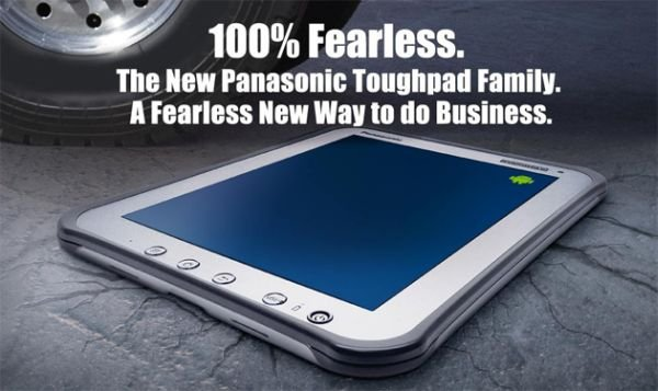 Panasonic Toughpad1