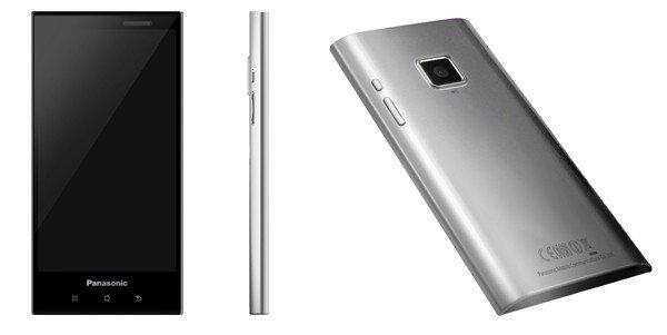 Panasonic Android-Smartphone