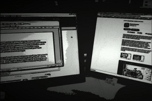 Paper Camera Gotham Noir