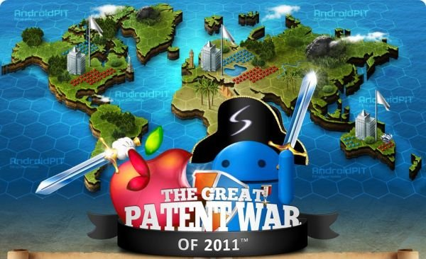 The Great Patent War 2011