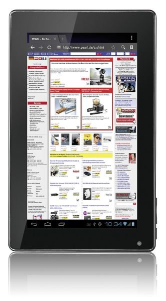 TOUCHLET Tablet-PC X5