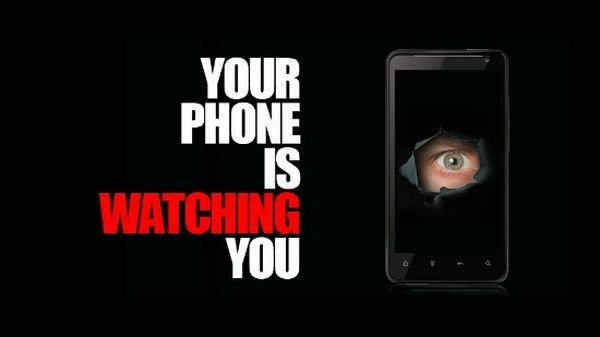 Your Phone is Watching