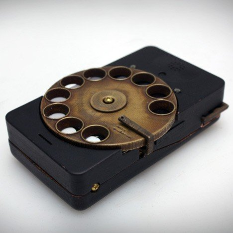 Steamphone