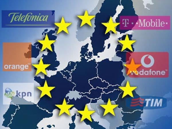 Daten Roaming EU