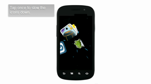 Rocketlauncher Android ICS