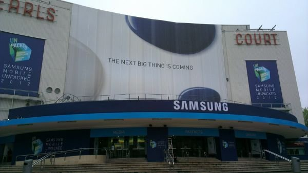 Samsung London