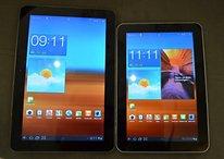 Erstes Samsung Galaxy Tab 8.9 in Deutschland mit TouchWiz-Oberfläche
