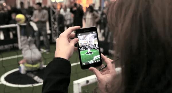 Samsung Soccer Spot