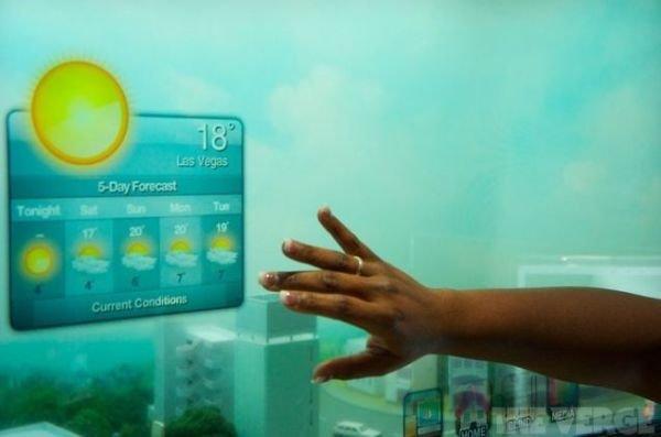Samsung Smart Window