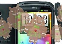 Android 2.3.4 kommt nun auch auf das HTC Sensation