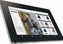 Sharp hat eines der ersten NFC-fähigen Tablets