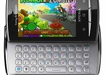 Drei PopCap-Spiele auf zwei Sony Ericsson Android-Smartphones
