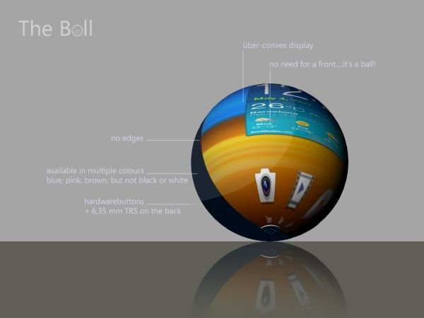 Samsung - The Ball