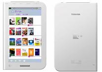 Toshiba präsentiert einen Android-basierten Color E-Book Reader
