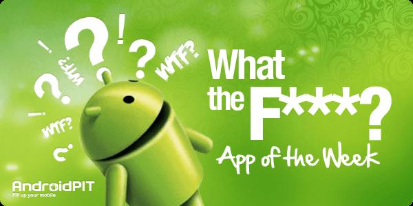 WTF?! App der Woche