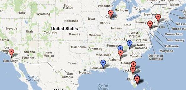 Mit Google Maps der Zombie-Apokalypse aus dem Weg gehen | AndroidPIT