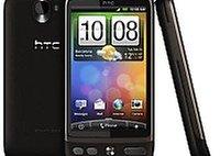 HTC Desire HD und Z oder: Den Yeti sieht man öfters.